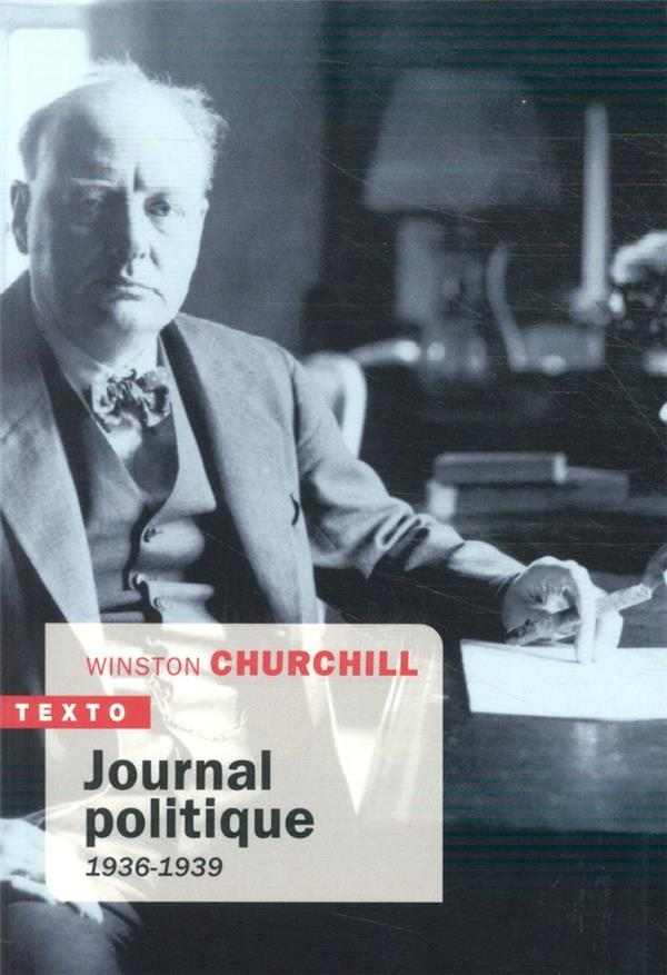 Journal politique ; 1936-1939