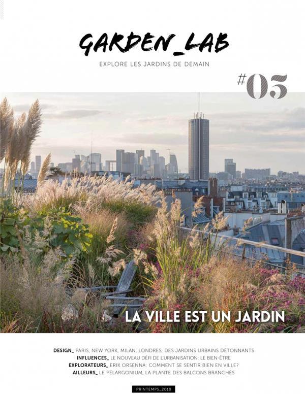 La ville est un jardin