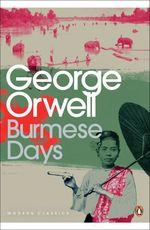 Vente EBooks : Burmese Days  - George ORWELL
