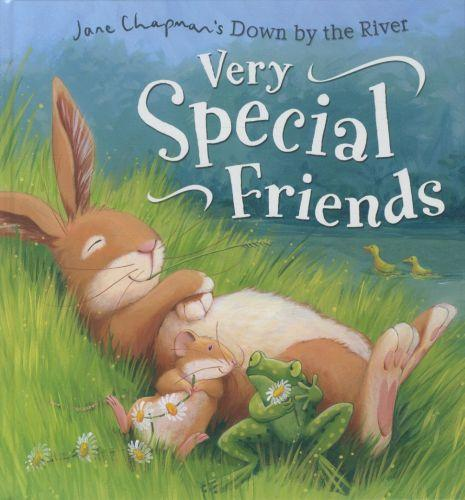 Very special friends - down by the river