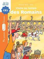 Vente EBooks : La pierre du temps - Visite au temps des Romains  - Christine Palluy