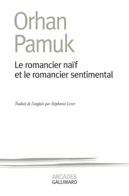 Le romancier naïf et le romancier sentimental