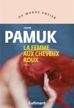 Couverture de La Femme Aux Cheveux Roux