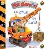 Vente Livre Numérique : La grue de Lulu - interactif  - Nathalie Bélineau - Émilie Beaumont