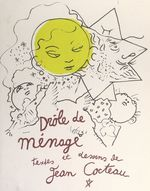 Vente Livre Numérique : Drôle de ménage  - Jean Cocteau