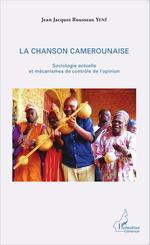 Vente Livre Numérique : La chanson camerounaise  - Jean Jacques Rousseau Yené