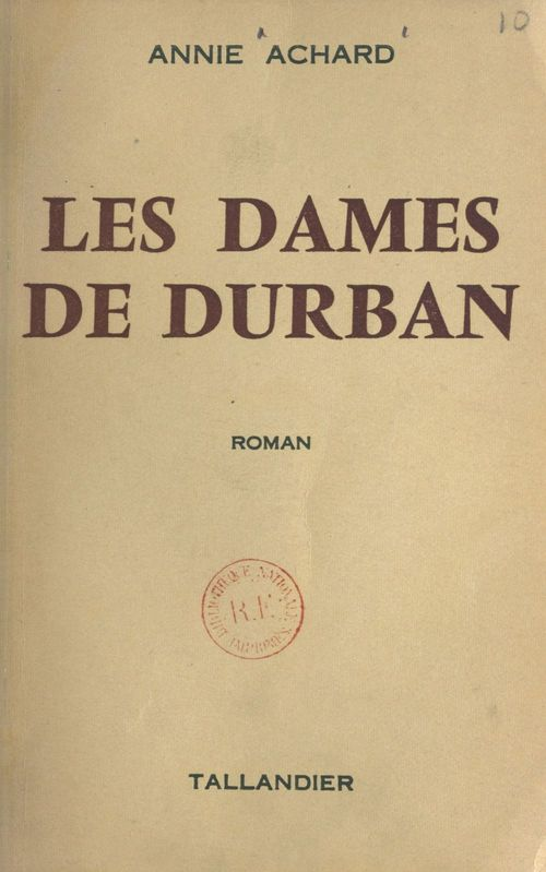 Les dames de Durban