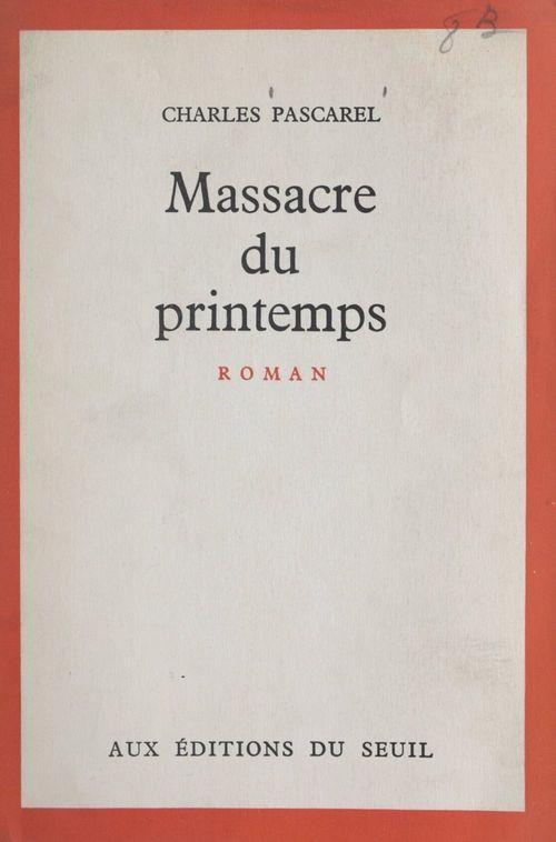Massacre du printemps