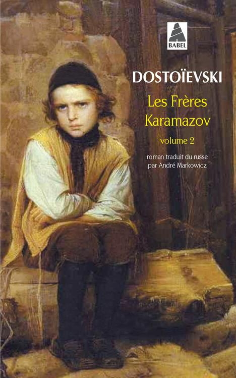 LES FRERES KARAMAZOV T.2 DOSTOIEVSKI FEDOR MI