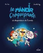 Vente Livre Numérique : Le manoir Croquignole, Tome 06  - Mr Tan