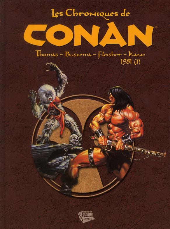 Les Chroniques De Conan T.11 ; 1981 T.1