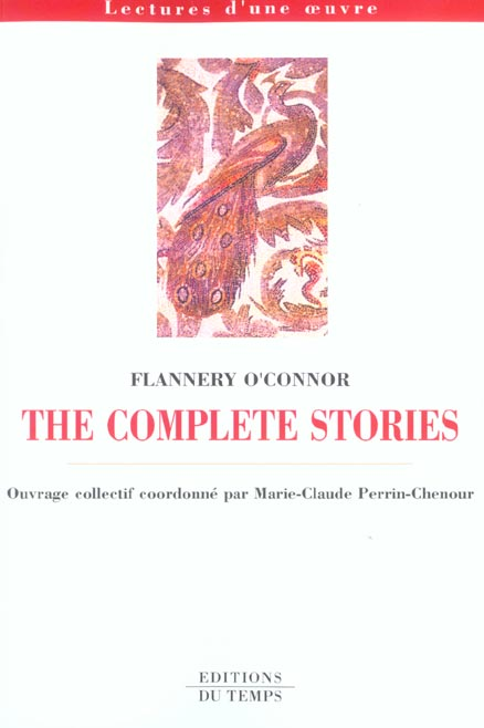 The complete stories, de Flannery O'Connor