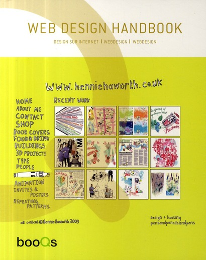 Web design handbook / design sur internet