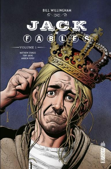Jack of Fables ; INTEGRALE VOL.1