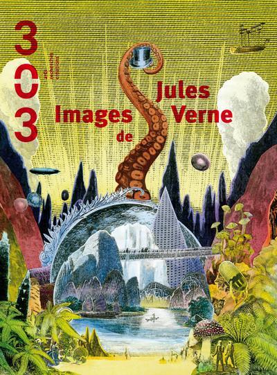 Revue 303; images de jules verne