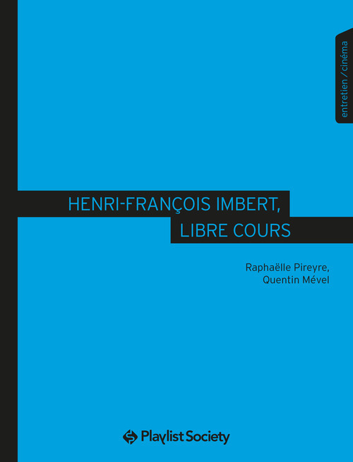 Henri-François Imbert, libre cours