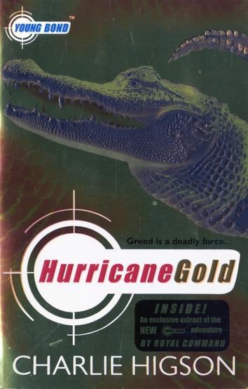 HURRICANE GOLD - YOUNG BOND