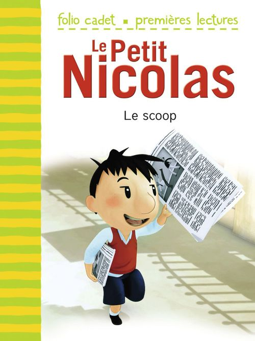 Le petit Nicolas T.5 ; le scoop