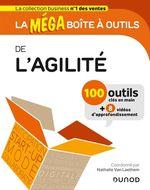 Vente Livre Numérique : La MEGA boîte à outils de l'Agilité  - Nathalie VAN LAETHEM
