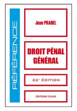 Droit pénal général (22e édition)