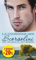 Vente EBooks : La couronne des Scorsolini  - Lucy Monroe