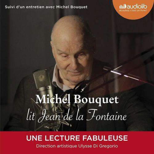 Michel Bouquet lit Jean de la Fontaine ; selection de fables et extrait du songe de Vaux