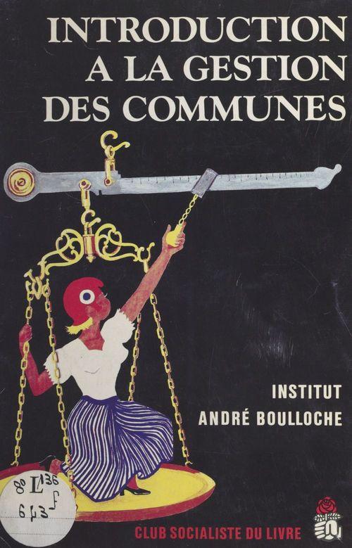 Introduction à la gestion des communes