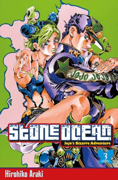 Jojo's bizarre adventure - saison 6 ; stone ocean t.3