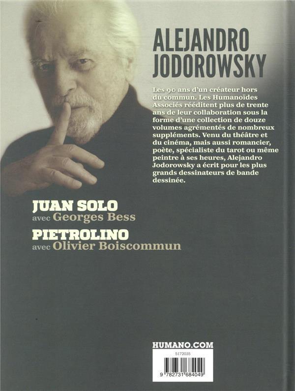 Juan Solo ; Pietrolino