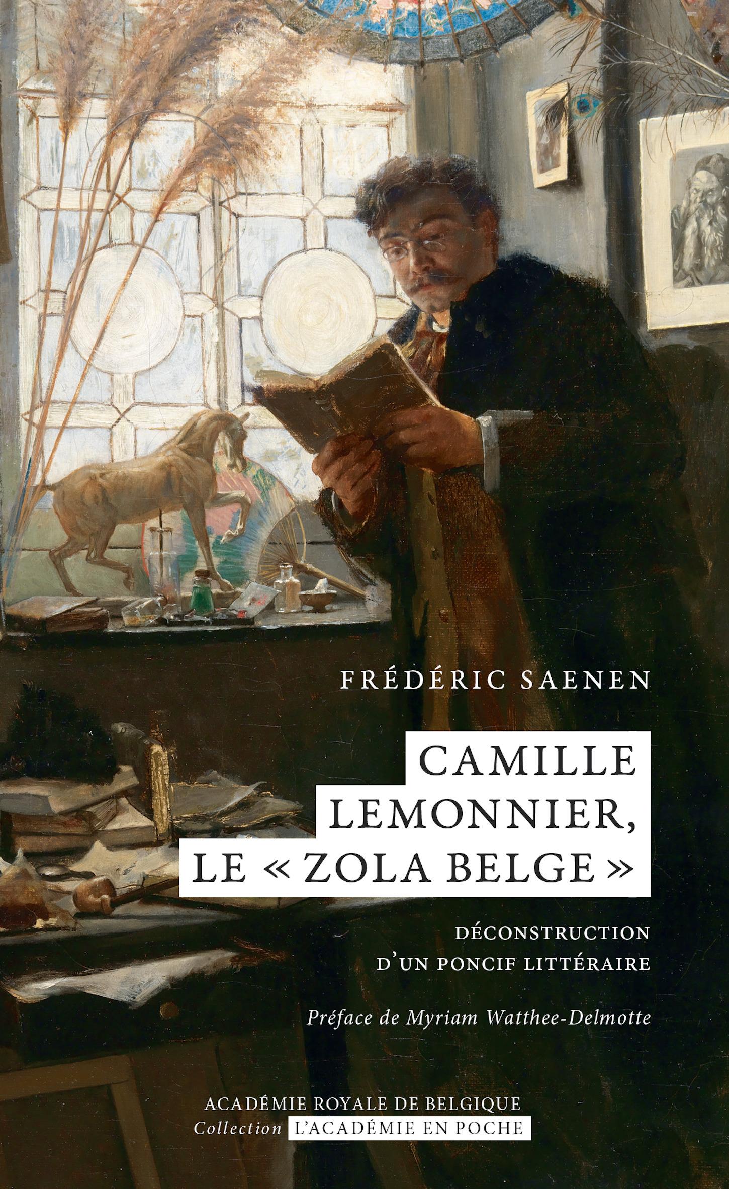 Camille Lemonnier, le