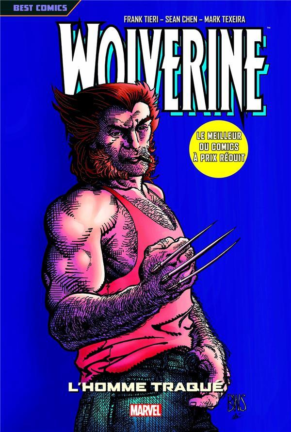 Wolverine T.3 ; l'homme traqué
