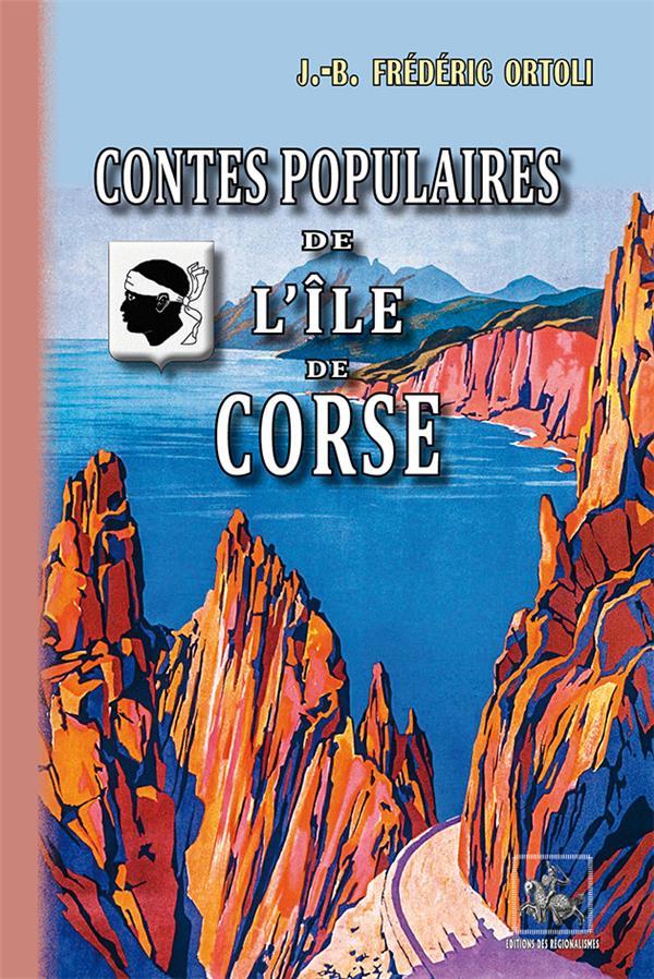CONTES POPULAIRES DE L'ILE DE CORSE