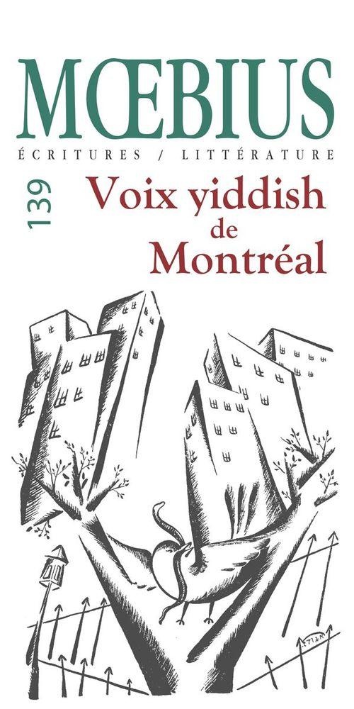 Moebius no 139 :  Voix yiddish de Montréal, Novembre 2013