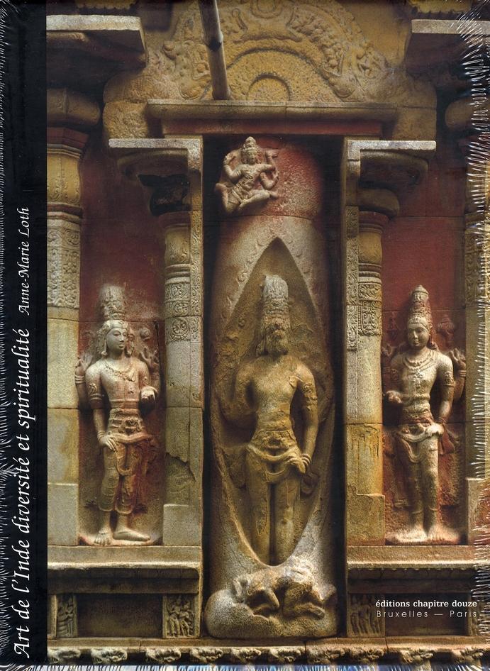 art de l'Inde ; diversité et spiritualité