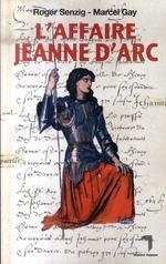 Couverture de L'affaire jeanne d'arc