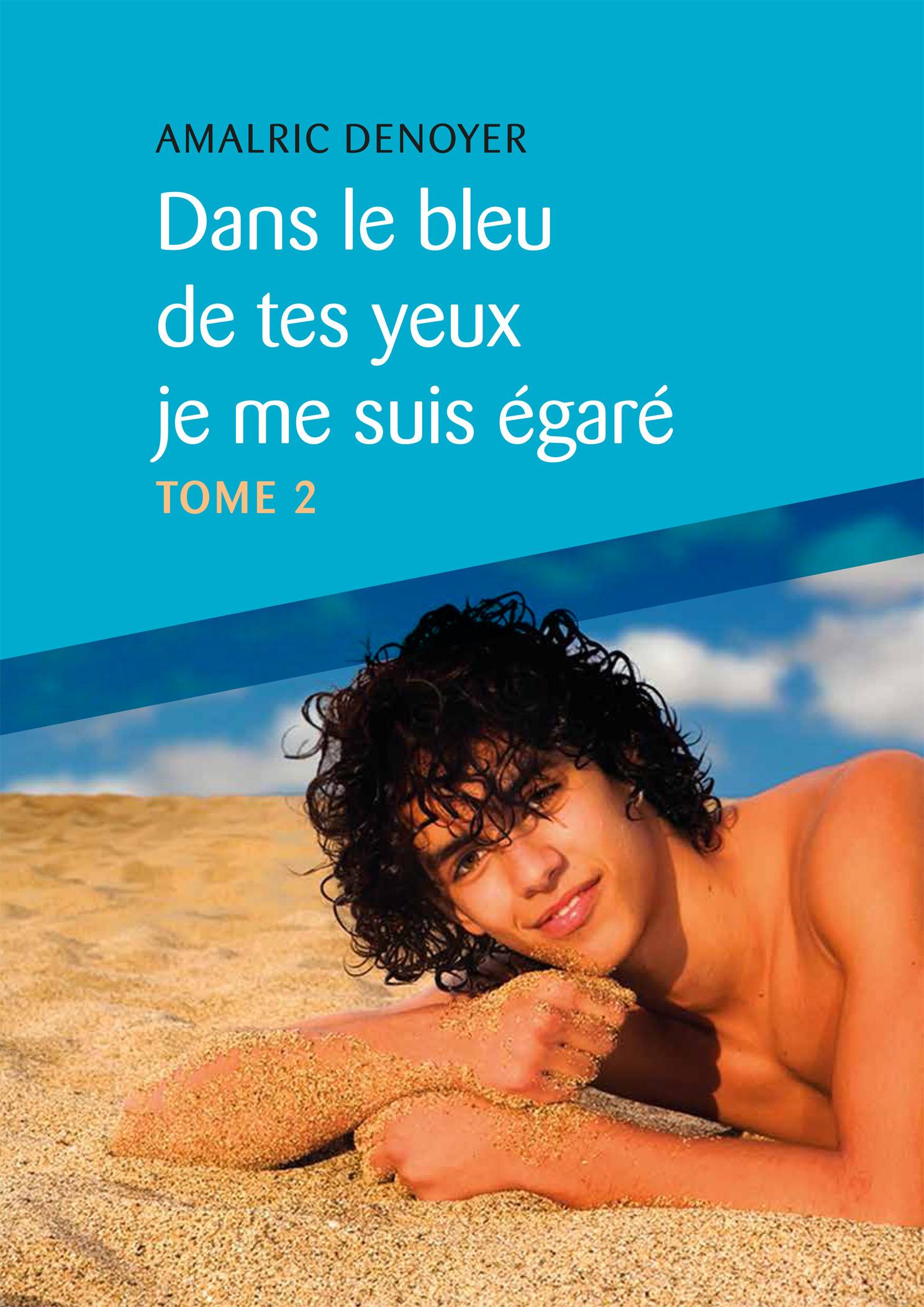 Dans le bleu de tes yeux je me suis égaré, Tome 2  - Amalric Denoyer