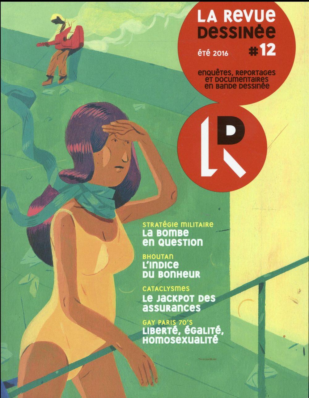 La revue dessinee n.12