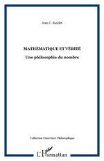 Vente Livre Numérique : Mathématique et vérité  - Jean C. Baudet
