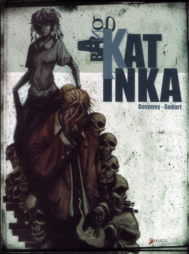 Bang t.2 ; Katinka