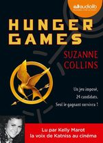 Vente AudioBook : Hunger Games - Tome 1  - Suzanne Collins