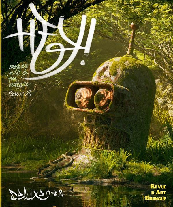Hey ! deluxe - modern art & pop culture n.2 ; season 2