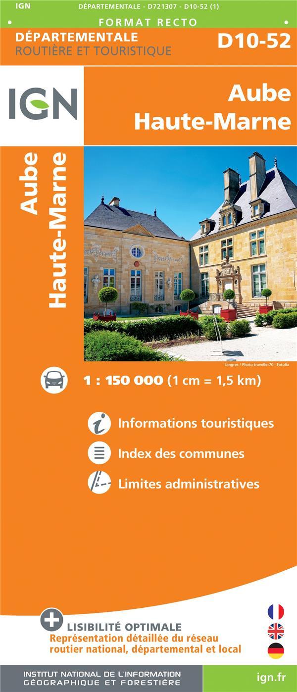 D721307 ; Aube, Haute-Marne