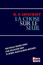 Vente EBooks : La chose sur le seuil  - Howard Phillips LOVECRAFT