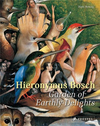 Hieronymus Bosch Garden Of Earthly Delights (New Ed)