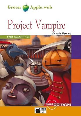 Project Vampire + Cd-Rom / A2 Step 1
