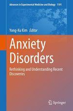 Anxiety Disorders  - Yong-Ku Kim