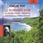 Vente AudioBook : Le scarabée d'or - La lettre volée - Morella  - Edgar Allen Poe