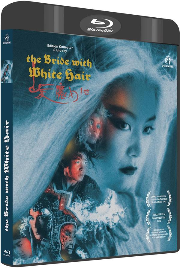 The Bride With White Hair - Part 1 & 2