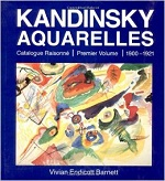 Kandinsky watercolours volume i