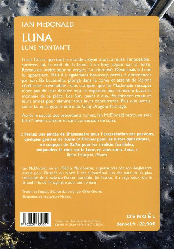 Luna T.3 ; Lune montante
